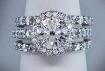 Wedding rings / by Stephanie Aurbach