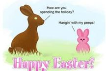Cards:  Easter Greetings, Wishes and Funnies / by Nicola Rummel-Short