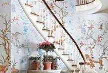 foyers and hallways. / by brettVdesign - interior designer + blogger