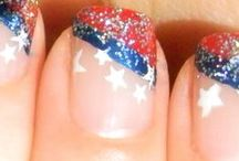 Nails | Fourth of July / by Sally Beauty