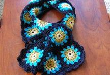 November Project Party / On November 6th and 8th, we'll be offering a project party focused on making Granny Scarves.  For $30, you can sign up with us - we'll provide all the materials and instruction, as well as snacks, drinks, and tunes.  Sign up for either 6-9 pm on Thursday, November 6th, or 9 am - 12 pm on Saturday, November 8th by registering on our website:  https://squareup.com/market/nickel-plate-arts or by calling us at 317-452-3690.