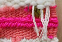 Wool / Weaving