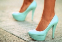 beautiful shoes. / for women, shoes are the most important. good shoes take you good places. ~Seo Min Hyun