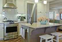 Kitchen & Dinning Room Decor/Ideas / by Monica