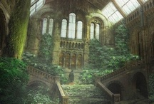 Magical Entryways / Enchanting and mysterious entryways to old buildings and gardens / by Beth Fava