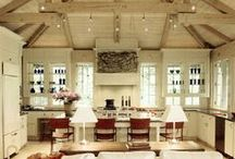 Great Spaces / Beautifully decorated interior spaces / by Beth Fava