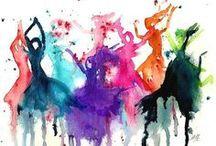 I wish I were a ballerina girl / by Amy Scheiner