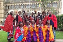 Walk Against Crime / A fantastic initiative to raise money to bring Zakale Dance Troupe over to the UK from the Mathare Slum in Nairobi, Kenya.   Funded by The Zuri Foundation, we are going to be literally Walking Against Crime...