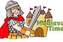 Homeschooling - History - Middle Ages / by DaLynn McCoy