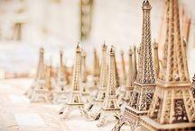 Paris, je t'aime / by Amy Scheiner