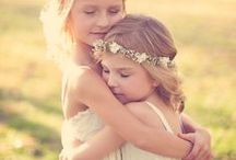littles. / style and inspiration for all the kids attending and participating in your wedding day.
