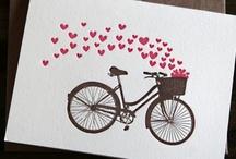 S t a t i o n a r y / Home made cards from the heart. / by Leah Irene