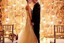 light. / lighting inspiration for your wedding day.