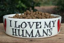 Man's Best Friend! / Treat your furry loved one with customized pottery!!