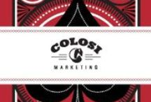 Colosi Marketing / Design and illustrations