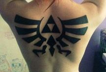 Tattoo  / by Anna Thomas