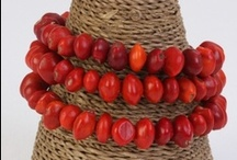 RED ALERT! / An ecletic mix of all things red - jewellery, bags, fashion accessories etc etc / by THE FAIR TRADE STORE