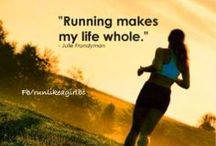 Running  / by Alisha Hazari