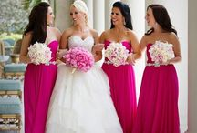 6/13/15 Bridesmaids / Just general ideas of dresses etc, I'll send you color swatches as well! Don't be afraid of a little sparkle :)