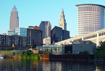 Cleveland; A Gem on the Lake / Cleveland, Ohio is a re-emerging hotspot, with museums, restaurants, theatres and sports arenas. Beautiful suburbs to the East, South and West offer historic sights and national parks with amazing hiking and biking trails