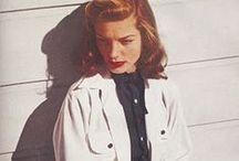Lauren Bacall / by Damart UK