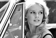 Brigitte Bardot / Our favourite pictures of the timeless icon / by Damart UK