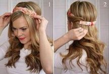 Hair and Beauty Ideas / A little bit of hair, a little bit of make-up, a little bit of everything. / by LDS Living