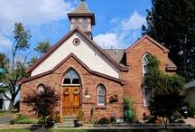 From Fire and Brimstone to Home Sweet Home / Church to Home conversions.