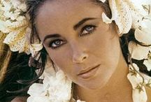 Elizabeth Taylor / Our favourite snaps of the beautiful icon. / by Damart UK