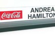 Desk Name Plates / Name plates international offers a quality of personalised desk name plates & desk signs in Australia. Get an Instant Quote & design online!