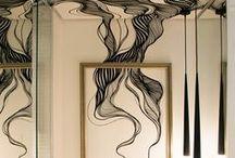 WALLART / Ink on walls by Giuliano Martinuzzo
