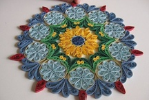 Quilling / Quilling artworks and tutorials by artists from all over the world.