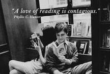 Love of all things literary...