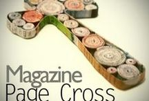 Crosses / by Amy Crowe-Galloway