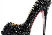 shoe junkie / by Amanda Rayburn