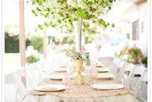 Wedding Event Styling / by Tara Wang