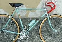 """Italian for """"Bicycle"""" / The great Italian marques were (and still are) a bit flashy.  Sometimes more than a bit.  If you're big into bike bling, you can't get much wackier than Colnago.  With the possible exception of Pegoretti."""
