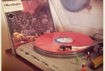 La selección verdulera de discos de vinilo / Our vynil records colecction