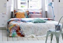 Bedrooms / by QuirkiStuff