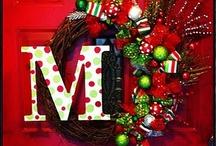 Wreaths / Wreaths / by Missy Gardiner Weeks