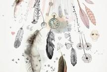 Art, Craft & Illustration / by Deinika Elston
