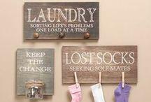 Laundry Room  / by Erin McCracken