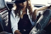 Ruby's kind of fashion, shoes, accessories... / I love hats & cowboy boots... Hootie, hoot, hoo