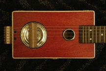 Cigar Box Guitars / They've been around for a long time, but the last decade has seen a major revival.