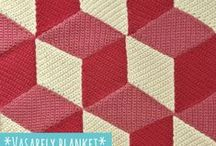 Crafty lady quilts