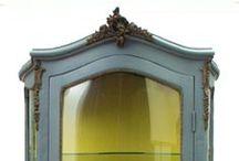 QuirkiStuff Display Cabinets