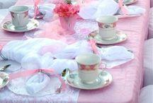 tea party / by Amy Piatt
