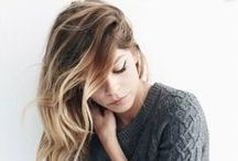 Haircolor / Shiny hair, seemless color, and flawless tone. www.SunnieBrook.com for more haircolor tips xo / by Sunnie Brook
