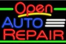 DIY AUTO REPAIR INFOGRAPHICS / INFOGRAPHICS / by Casey Gabriel
