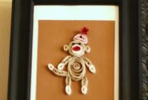 Paper quilling / Paper quilling / by Marla Davis